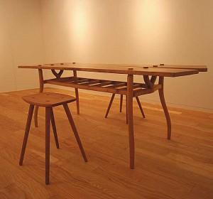 カーポス工作所木の作品展<br>