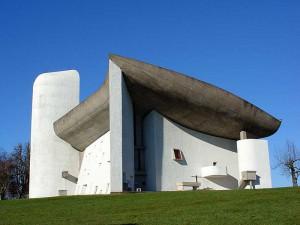 Le Corbusier 1955<br>