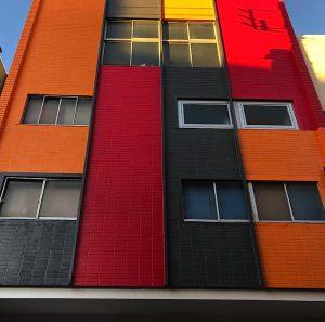 旧澤田ビル改修工事 SELF–BUILD 2<br>